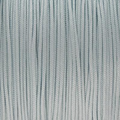 Shamballa Nylon Faden (Rolle) , 0,8mm, rund, ca.60 Meter, HELLBLAU