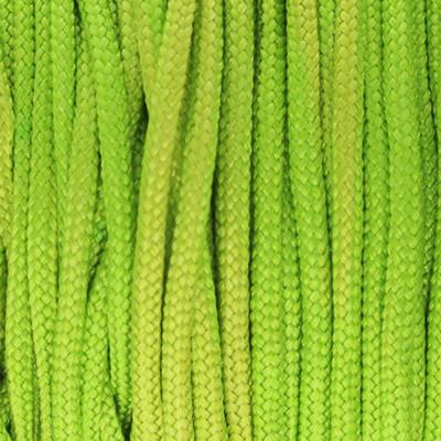 Schmuckband (100cm), 1,5mm, rund, GRAS GRÜN