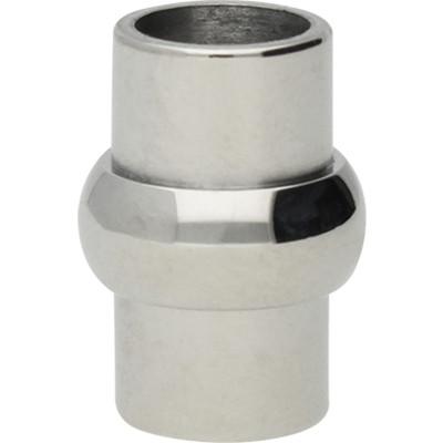 Magnetverschluss, innen 6mm, 14,5x10mm, Edelstahl