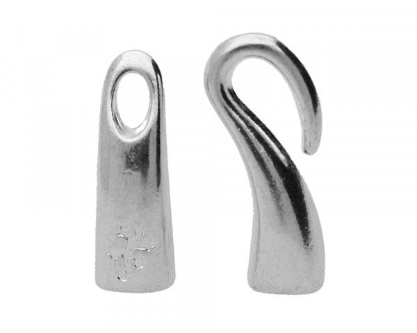 Armband Haken-Verschluss - 8 x 46 mm   Ø 4,5 mm