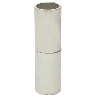 Magnetverschluss, 5mm, 20x6mm, Metall, silberfarben