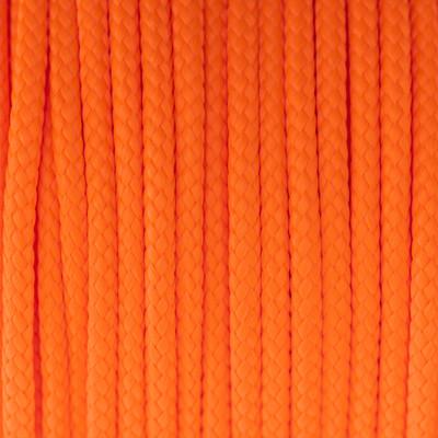 Segeltau, Reepschnur, 100cm, 4mm, BRILLIANT ORANGE100% Polypropylen (PP)