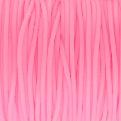 PVC Band (100cm), 2,0 mm breit, rosé