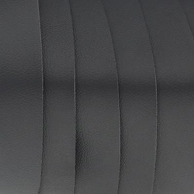 Flachriemen aus Kunstleder, 15x1,5mm, ~100cm, schwarz