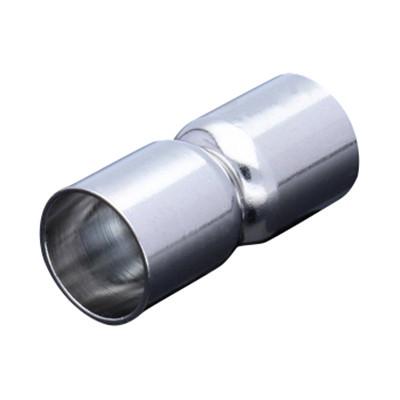Magnetverschluss, 7mm, 18x8mm, Metall, silberfarben