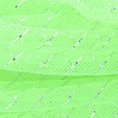 Mesh-Schlauch, Kunststoff, 9mm, 100cm, grün