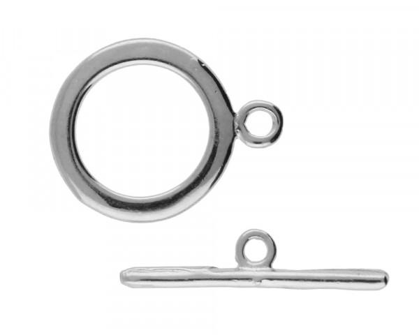Knebelverschluss - 15,5 x 20 mm | 2 x 22,5 mm