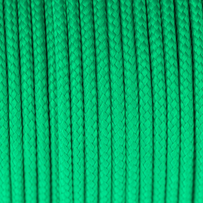 Segeltau, Reepschnur, 100cm, 6mm, GRÜN100% Polypropylen (PP)