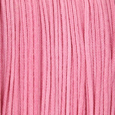 Shamballa Nylon Faden (Rolle), 0,8mm, rund, ca.60 Meter, PINK