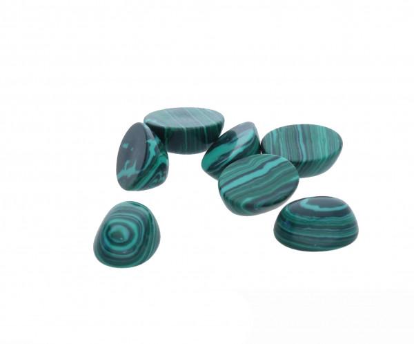 Cabochon, oval, 1 Stück, 25x18x5mm, Edelstein Labradorit