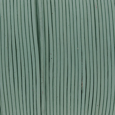 Rundriemen, Lederschnur, 100cm, 1mm, ICY MORN