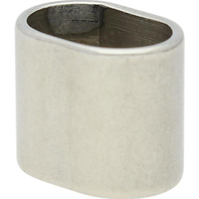 Slider, innen 8,5x5mm, 10x8x6mm, Edelstahl