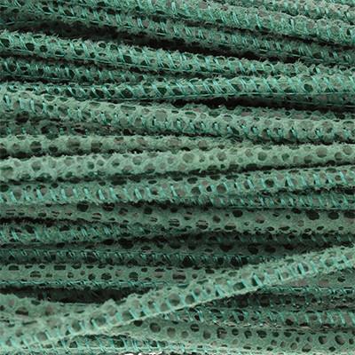 Nappaleder rund gesäumt, 100cm, 2,5mm, SALVIA Rochenlederprägung