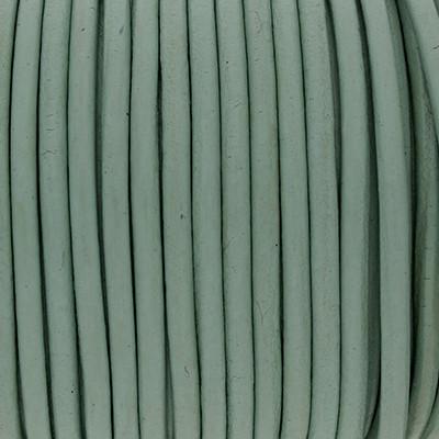 Rundriemen, Lederschnur, 100cm, 3mm, ICY MORN