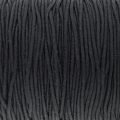 Schmuckband (100cm), 1,5mm, rund, SC'HWARZ