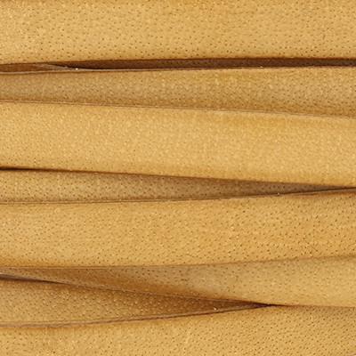 Flachriemen Rindsleder, 100cm, 8mm, NATUR