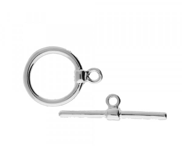 Knebelverschluss - 13 x 18 mm | 2 x 23,5 mm