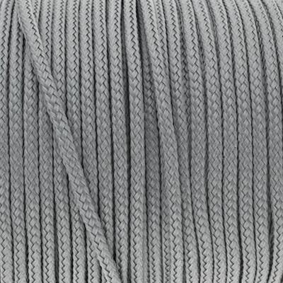 Segeltau, Reepschnur, 100cm, 6mm, GRAU